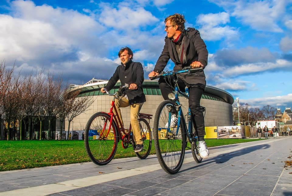 amsterdã bike