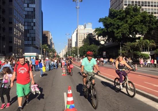 O que fazer na Av. Paulista, aos domingos: sim, ela está fechada!