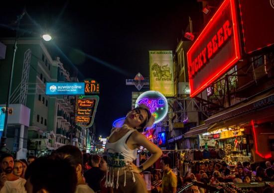 Khao San Road: não é à toa que esta é a avenida mais famosa de Bangkok!