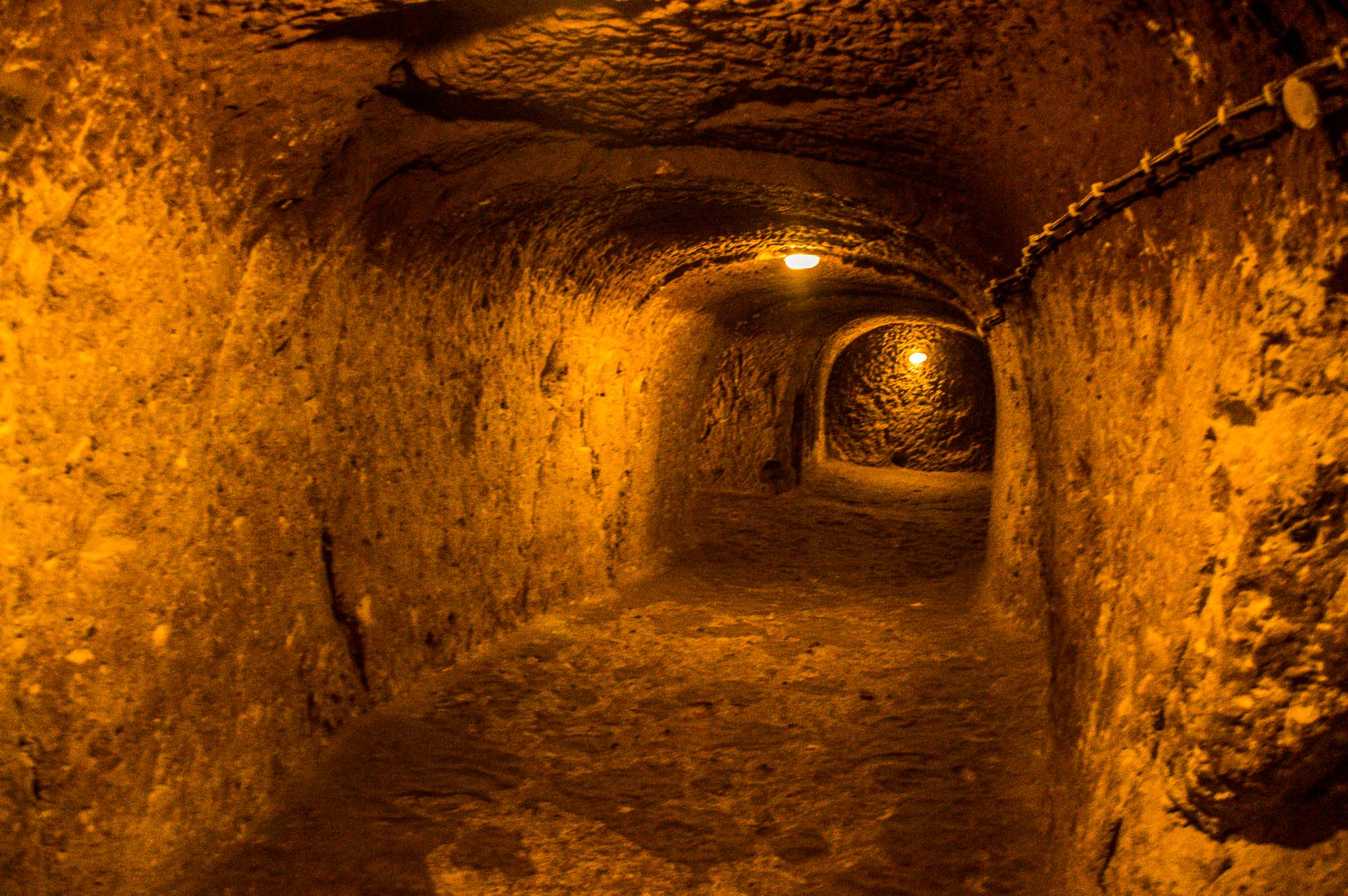 cidades subterraneas capadocia