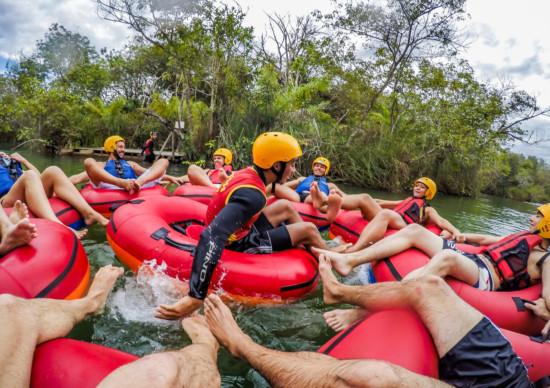 Boiacross e Cavalgada: atrações para um dia incrível em Bonito