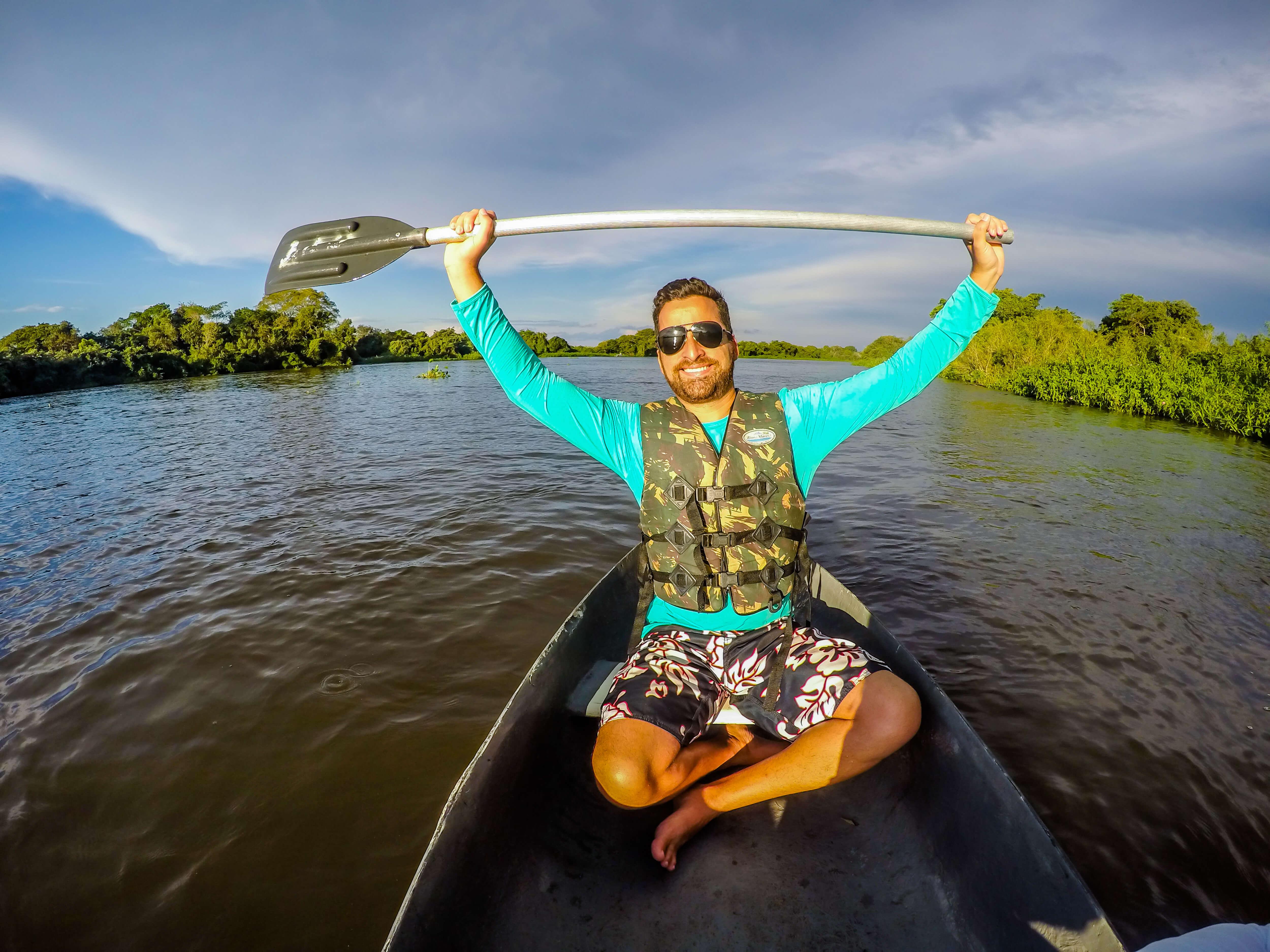 Hospedagem Pantanal