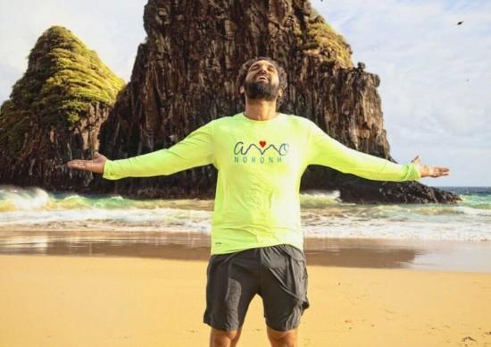 Empresário Tuca Sultanum elege Fernando de Noronha seu paraíso!
