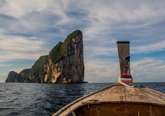 Tudo sobre a ilha mais famosa da Tailândia: Koh Phi Phi