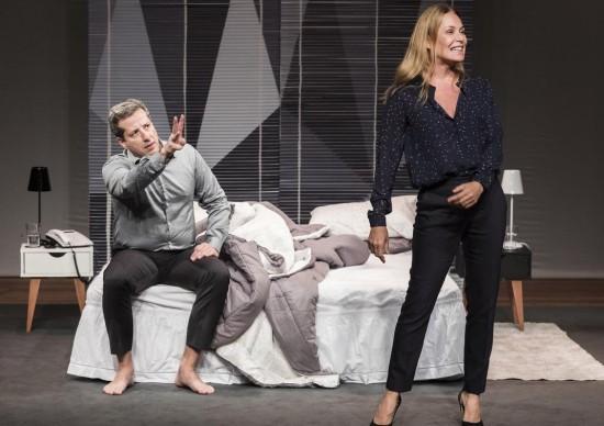 """Esticada a temporada de """"Que Tal Nós Dois?"""", no Teatro Folha, em maio e junho."""