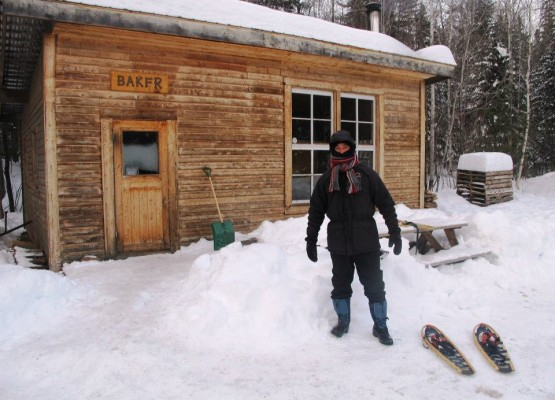 Pra quando a pandemia passar: que tal curtir uma casa na montanha no Canadá!