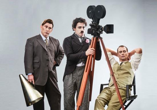Chaplin O Musical: atração imperdível no Theatro NET, até 29 de julho
