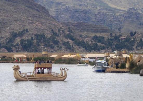 Uros: como chegar às ilhas flutuantes do Peru