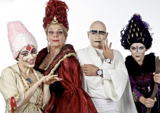 Bruxa Morgana faz aniversário no Teatro Porto Seguro, de 09 de junho a 29 de julho