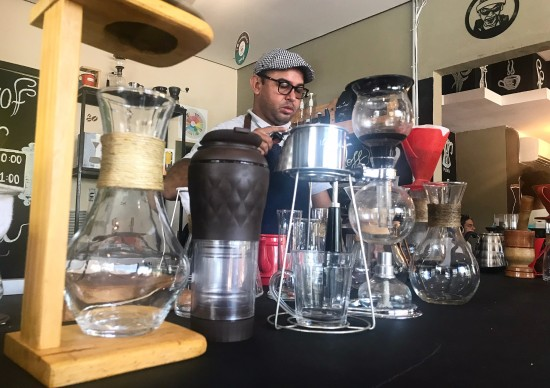 No Recife: Malakoff Café, ampliado e cheio de novidades!