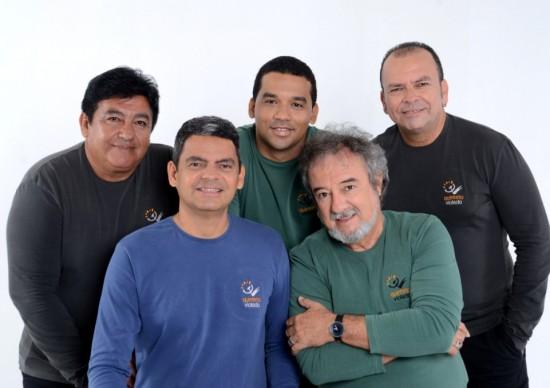 Quinteto Violado escolhe o Recife Antigo como lugar de inspiração na música!