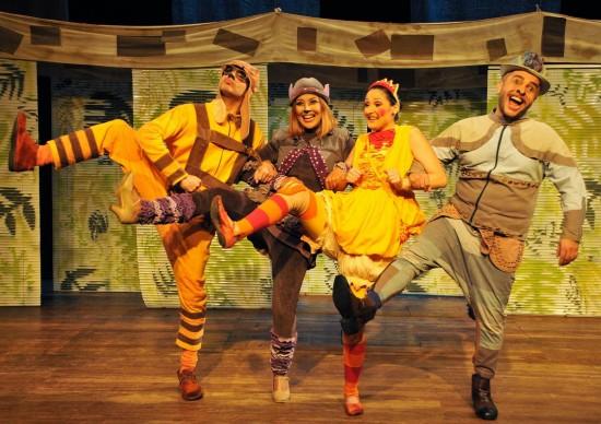 Teatro Folha realiza 30ª edição do Festival de Férias voltado ao público infantil