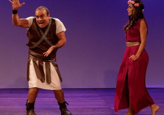 Comédia As Guerreiras do Amor chega com nova montagem ao Teatro Folha