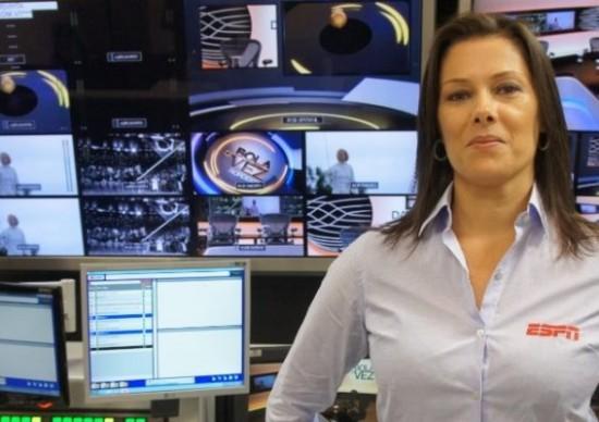 Primeira narradora de futebol da TV, Luciana Mariano escolhe a China como lugar inesquecível!