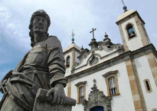 Tour pelas cidades históricas de Minas, que tal?