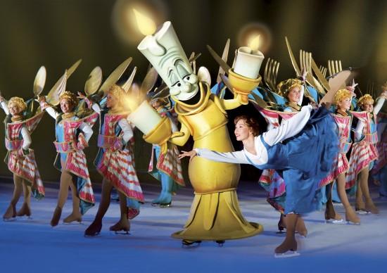 Ginásio do Ibira: Disney On Ice Em Busca dos Sonhos chega a São Paulo, a partir de 29 de maio