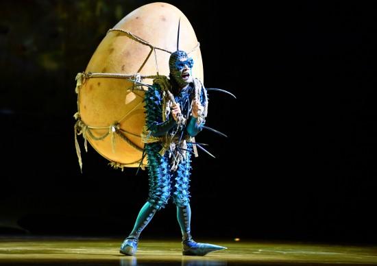 Imperdível: Espetáculo OVO do Cirque du Soleil chega ao país!