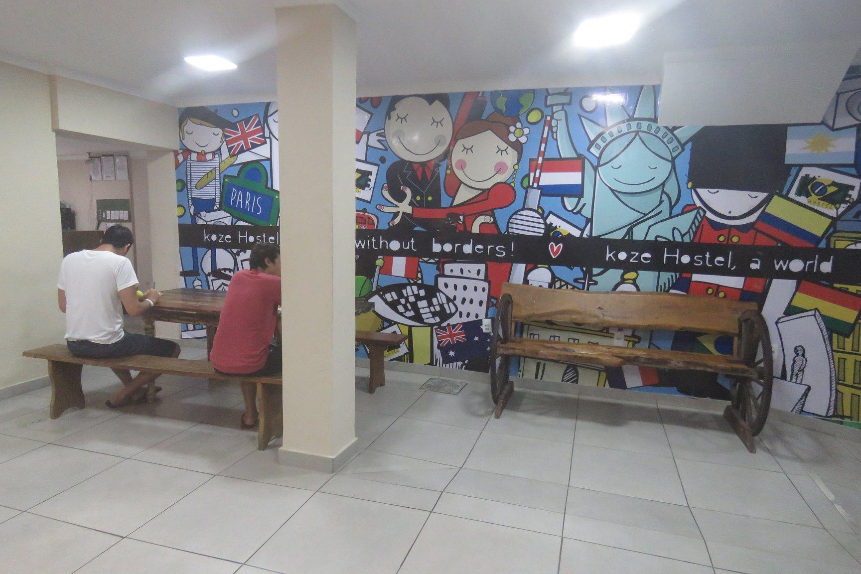 koze hostel