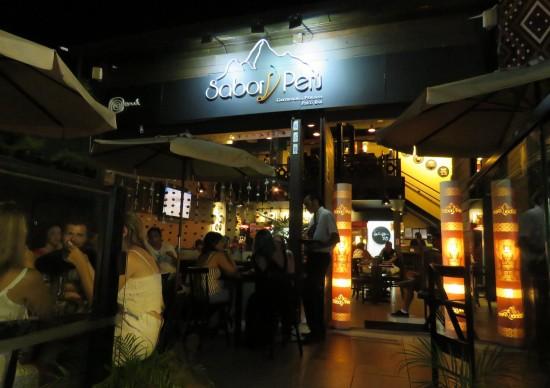 Sabor Peru: cozinha peruana num restaurante cheio de charme no Centro da Lagoa da Conceição, em Floripa!