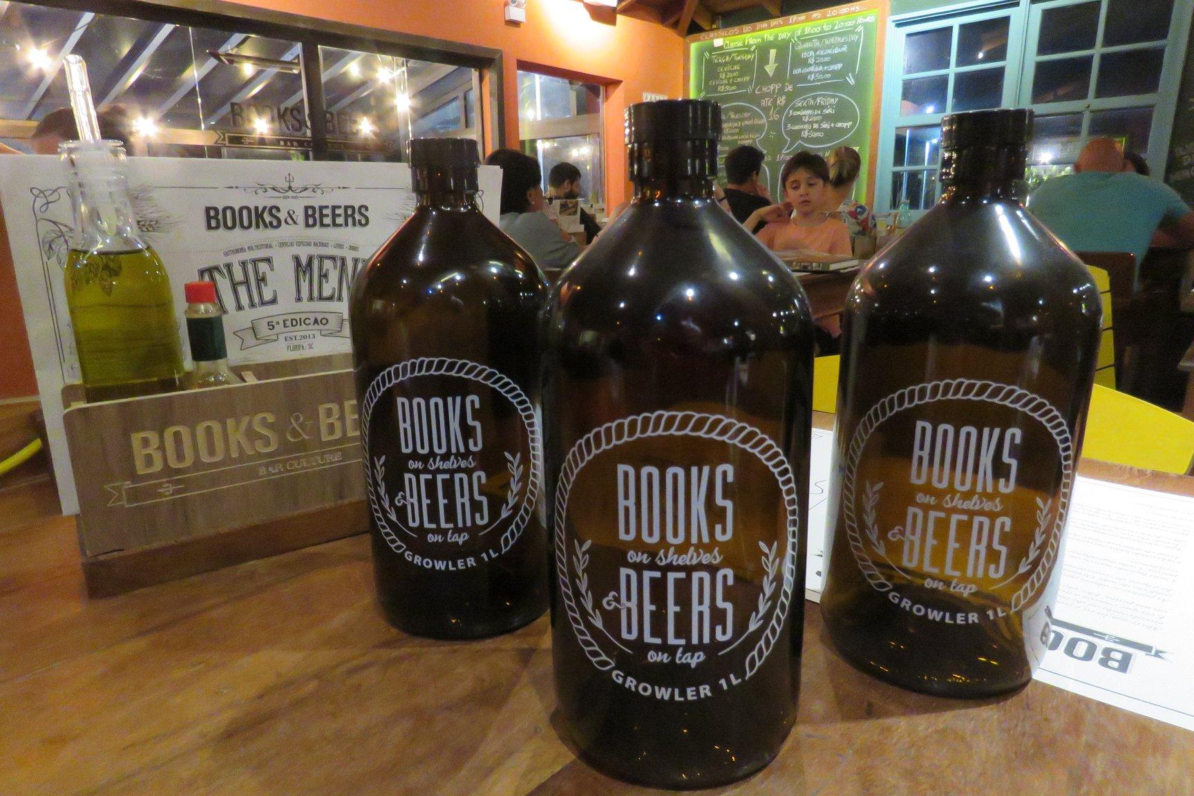 book & beers