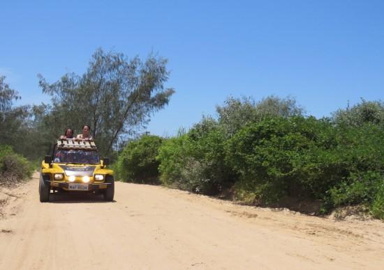 É novidade que você quer? Buggy em Floripa, a nova sensação do turismo local!