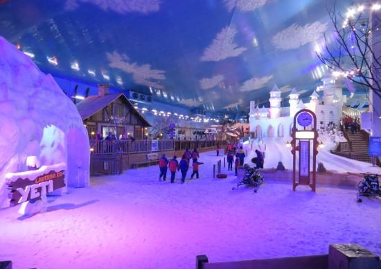 É neve e frrrrrio que você quer? Snowland, o parque com temperatura de até -5 graus em Gramado!