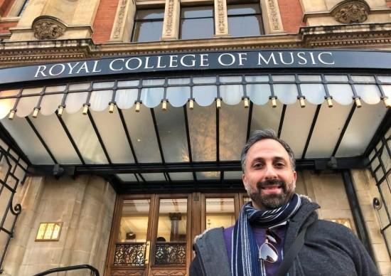 Espaço de Ensino Musical Leandro Mamede forma grupo para intercâmbio musical nos EUA