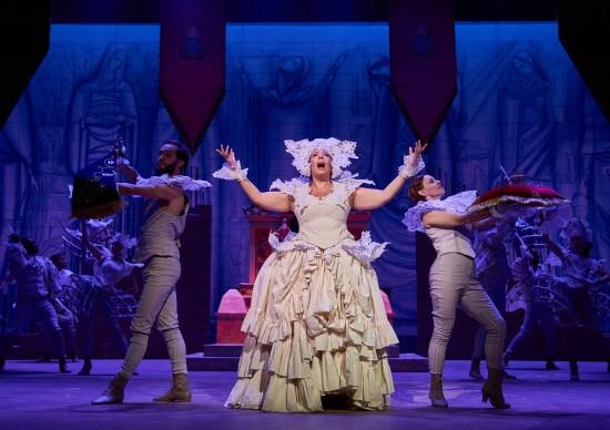 MusicalAparecidaé opção para Sexta-feira Santae Páscoa, no Teatro Bradesco