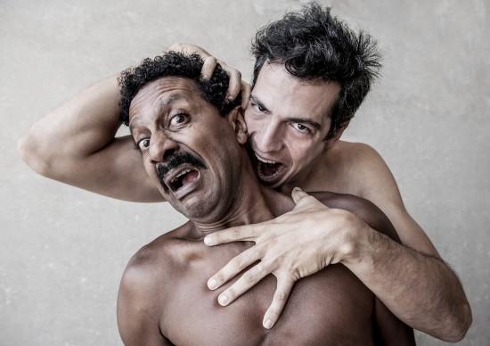 Comédia: O Mistério de Irma Vap estreia no Teatro Porto Seguro, com Luis Miranda e Mateus Solano