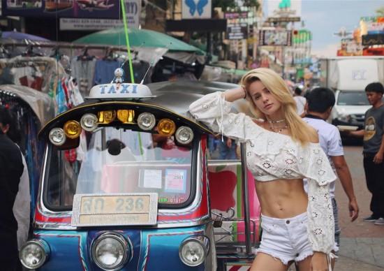 Top Fernanda Di Olive indica seu lugar preferido no mundo. Clique aqui e descubra qual é!