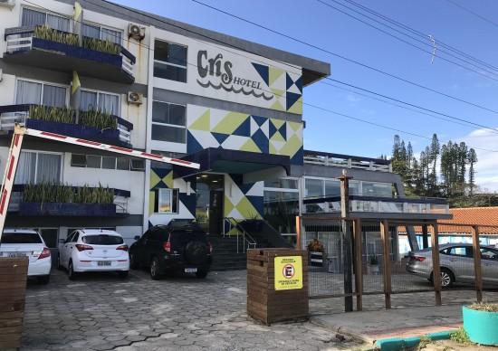 Cris Hotel: ótima opção de hospedagem na beira mar da praia da Joaquina, em Floripa!