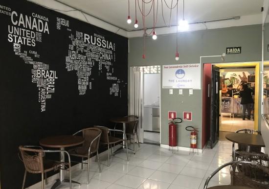 The Hostel: hospede-se a uma quadra da Av. Paulista, pagando pouco!