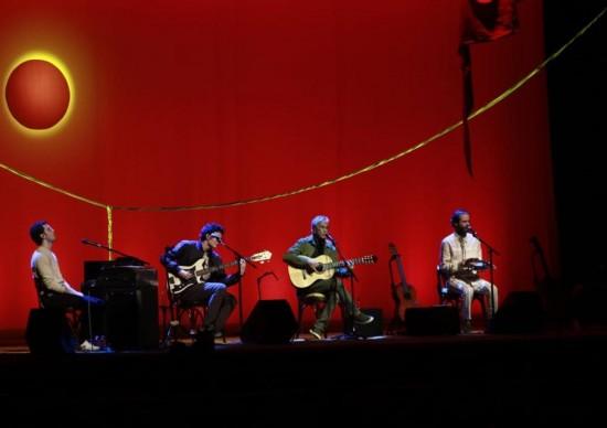 """Caetano Veloso e seus filhos voltam ao Credicard Hall com show """"Ofertório"""""""