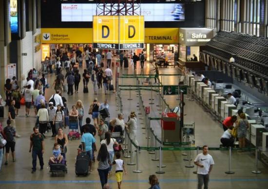 De São Paulo: como ir para o aeroporto de Guarulhos sem gastar muito!