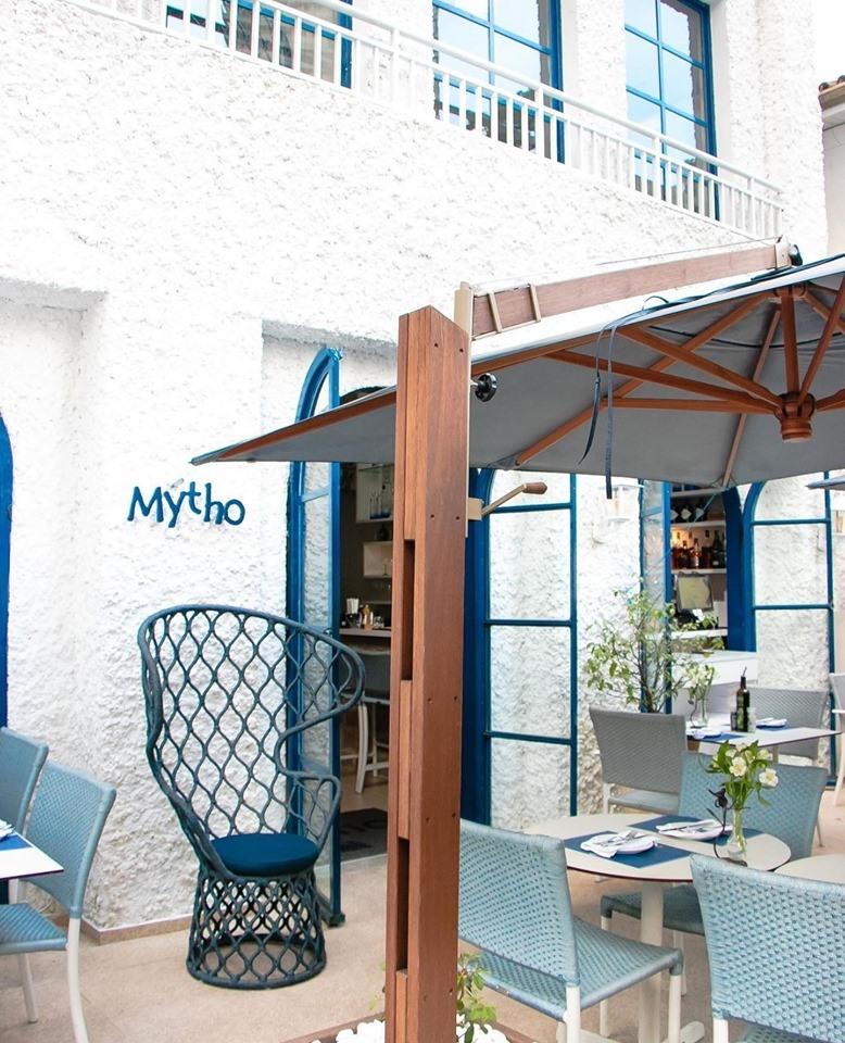 Mytho restaurante