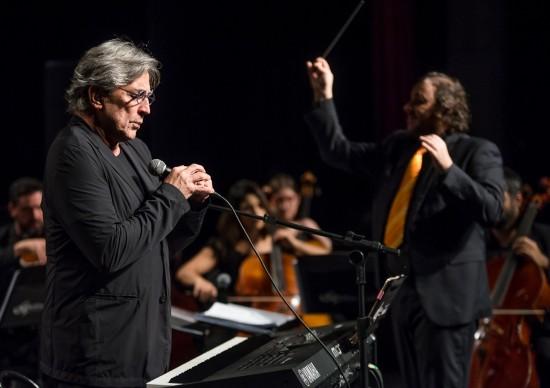 Teatro Sérgio Cardoso: Músicas de Ivan Lins ganham roupagem sinfônica com Orquestra Ouro Preto!