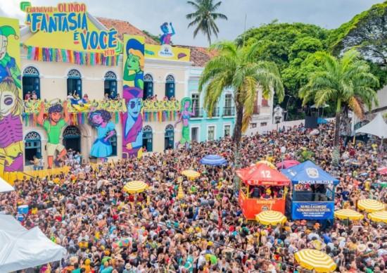 Clique aqui e confira toda programação do Carnaval de Olinda!