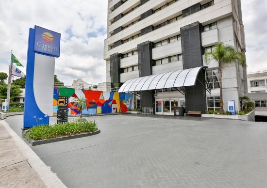 Comfort Nova Paulista: opção para quem vai a São Paulo for business!
