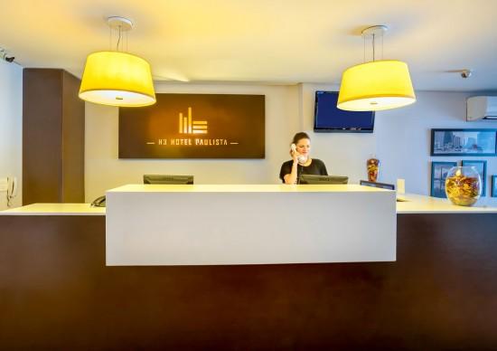 H3 Hotel Paulista: ótimo custo benefício a 10 minutos (a pé) da Av. Paulista!