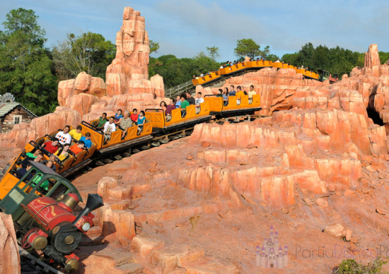 Um passeio virtual pela Big Thunder Mountain Railroad, no Walt Disney World Resort!