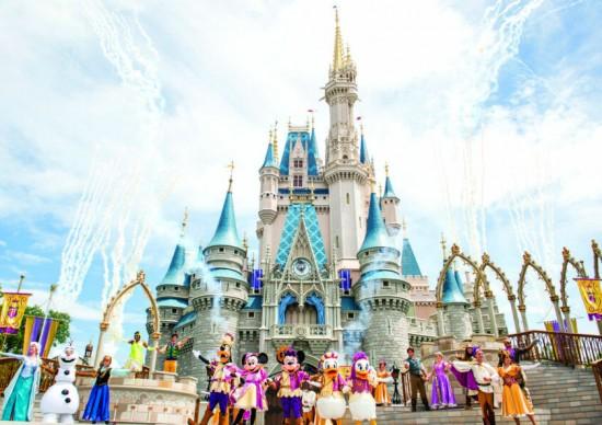 Parques da Disney abertos para visita virtual nesta quarentena!