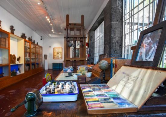 Frida Kahlo: um passeio virtual pela casa onde nasceu a artista plástica mexicana!