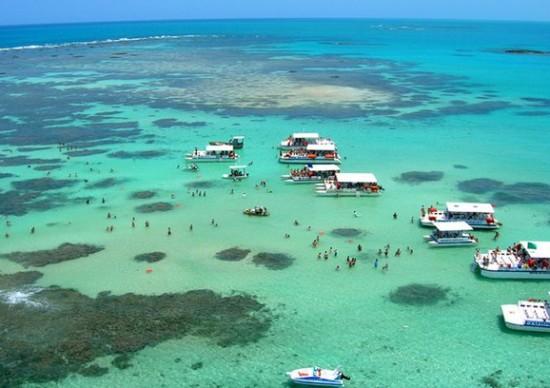 Piscinas naturais de Maragogi reabertas para o Turismo!