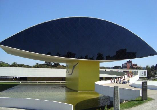Museu Oscar Niemeyer, em Curitiba, ganha versão virtual!