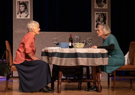 Agora, presencial: espetáculo Para Duas entra em cartaz no Teatro Sérgio Cardoso