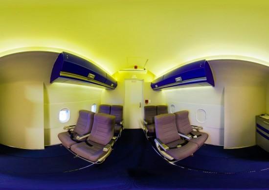 Escape 60: sala da unidade Jardins (SP) explora o conceito de avião não tripulado!
