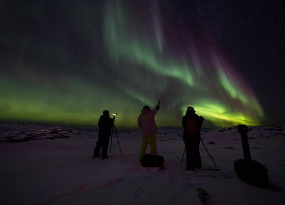 Cinco Apps para observar a Aurora Boreal, que tal?
