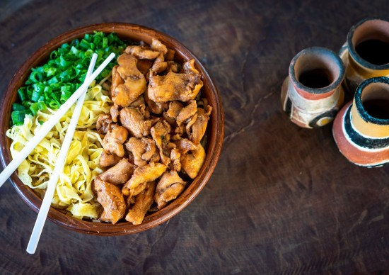 Sobá em SP: restaurante lança opções de salmão, camarão e legumes para esta Páscoa!
