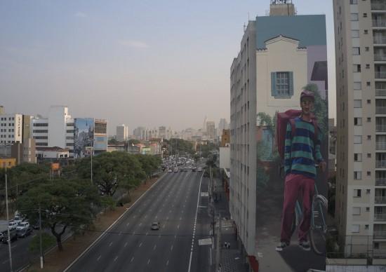 Arte Urbana: os grafites são mais que atrativos turísticos