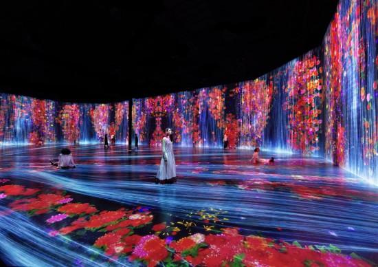 Superblue: novo espaço futurista para a arte experiencial em Miami
